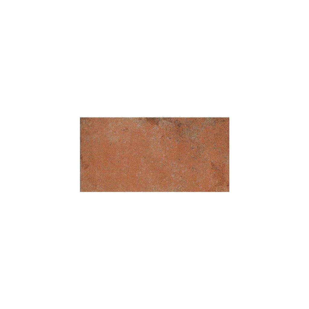 Dlažba Rako Siena červenohnědá 22,5x45 cm mat DARPP665