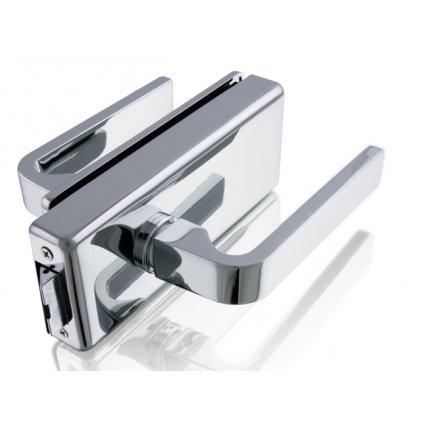 kování na skleněné dveře MP CT - 18000