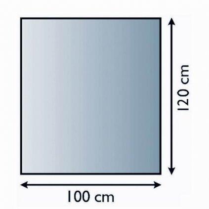 SKLENĚNÁ PODLOŽKA 8 mm L21.02.895.2