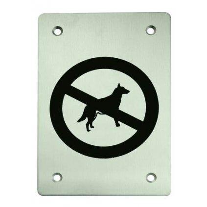 TI - PIKTOGRAM zákaz vodění psů