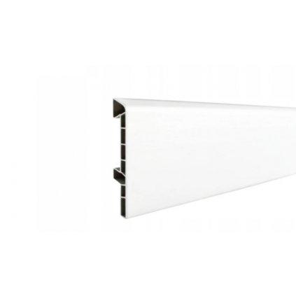 Soklový profil Aspro Q - ( výška profilu 83 mm )