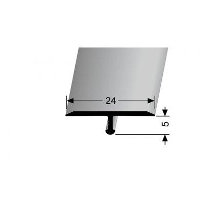 Přechodový profil T 24 mm | Küberit 295
