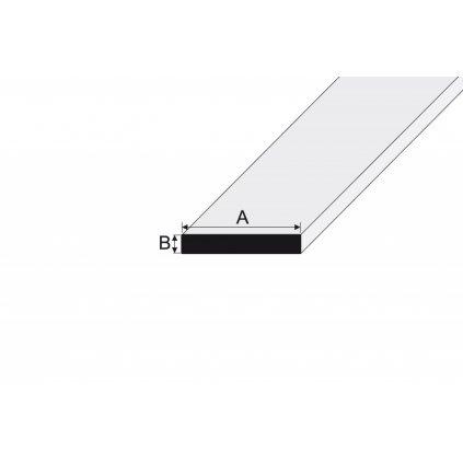 Plochý profil