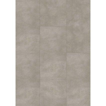 Minerální podlaha Concrete Baker Arbiton světle šedá 914 x 457 mm