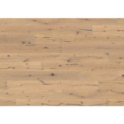 Dub Platon KPP tl. 15mm Dřevěná podlaha olejová V-drážka
