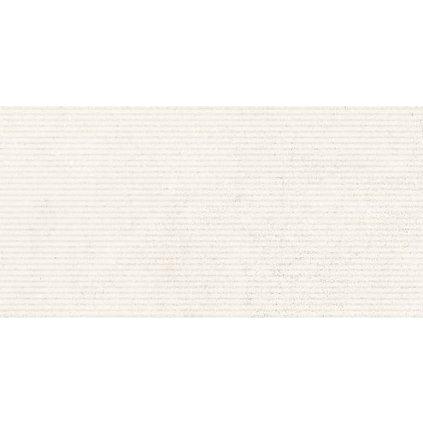 52710 dekor rako form plus svetle bezova 20x40 cm mat relief warmb694
