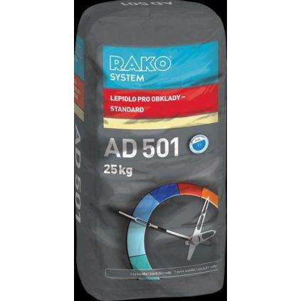 AD501 (C1) Lepidlo standard pro keramické obklady a dlažby 25Kg (Balení 25 kg)