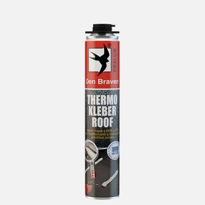 Den Braven - THERMO KLEBER ROOF, pistolová dóza 750 ml, žlutá