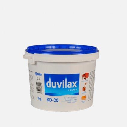 Duvilax BD-20 přísada, kbelík 3 kg, bílá