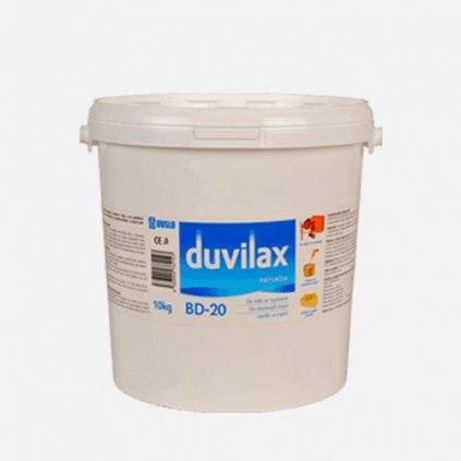 Duvilax BD-20 přísada, kbelík 10 kg, bílá