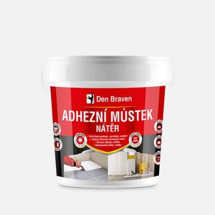 Den Braven - Adhezní můstek nátěr, kbelík 5 kg, bílý