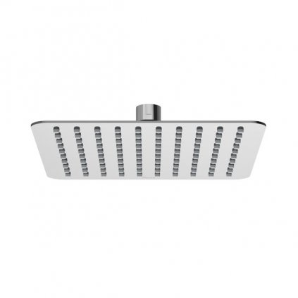 Hlavová sprcha Chrome čtvercová 200 mm 982.01 Hlavová sprcha Slim Chrome, 200mm