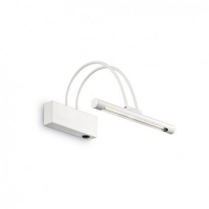 LED Nástěnné svítidlo Ideal Lux Bow AP36 bianco 137599 bílé 26 cm