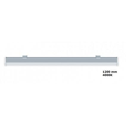 LED Lineární svítidlo THORNeco EMMA 1200 4000 840 35W 4000K 96666098 120cm