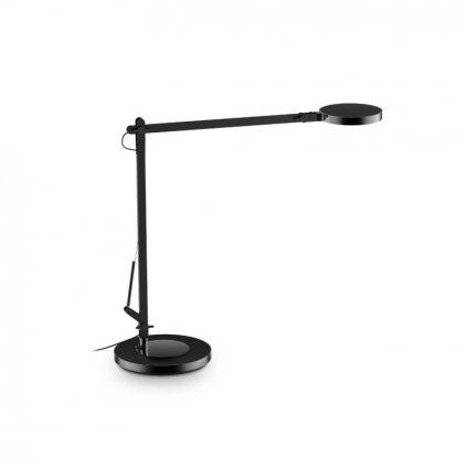 LED Stolní lampa Ideal Lux Futura TL1 nero 204888 10W černá