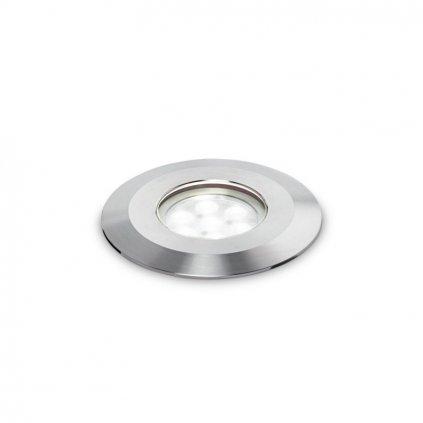 LED Venkovní zápustné svítidlo Ideal Lux Park LED PT1 222851 60° 18,5cm 11,5W IP68