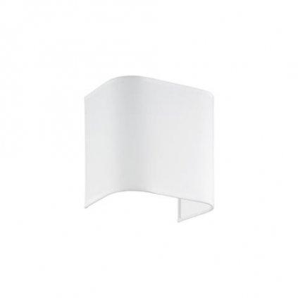 Textilní stínidlo Ideal Lux Gea Paralume AP2 Bianco 239576 pro Gea MAP2 bílé