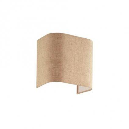 Textilní stínidlo Ideal Lux Gea Paralume AP2 Canvas 239606 pro Gea MAP2 béžové