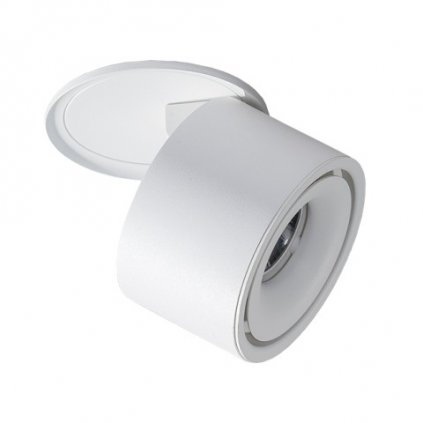 LED Stropní a nástěnné zápustné svítidlo Azzardo Costa Spot white/white AZ2705 12W 1020lm 3000K IP20 bílé