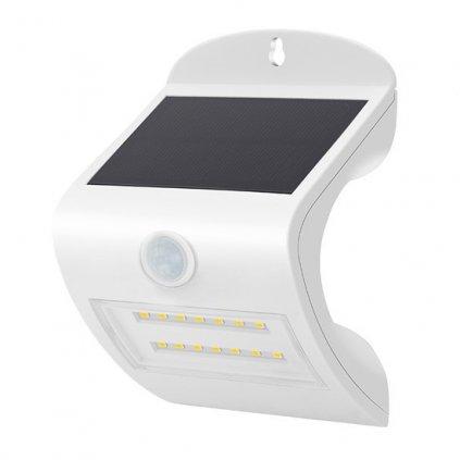 LED Solární světélko se senzorem Solight WL907, 3W, 350lm, 4000K, Li-on 3,2V baterie