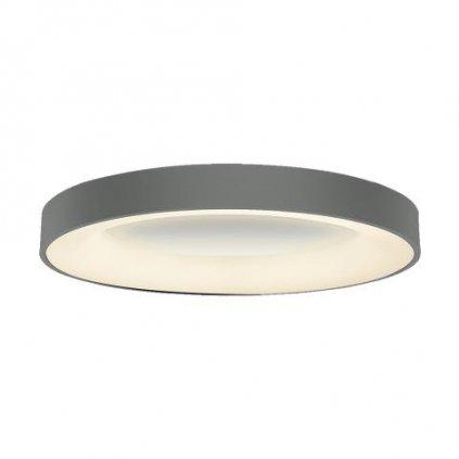 LED Stropní přisazené svítidlo Luxera GENTIS 18400 50W 3000lm 4000K IP20 60cm matně šedé