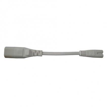 Připojovací konektor pro lineární svítidla Luxera 38004 ND CABLE 17 cm bílý