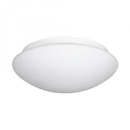 Koupelnové stropní a nástěnné svítidlo Luxera ASPEN 1500 E27 1x60W IP44 22cm bílé