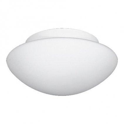 Koupelnové stropní a nástěnné svítidlo Luxera ASPEN 1501 E27 2x60W IP44 30cm bílé
