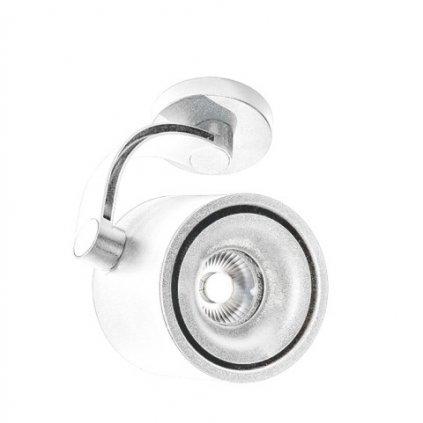 LED Stropní a nástěnné bodové svítidlo Azzardo Costa Arm white/white AZ2703 12W 1020lm 3000K IP20 bílé