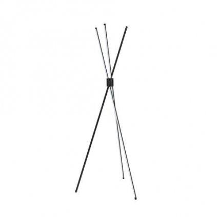 LED Stojací lampa Azzardo Jax floor black AZ3136 25W 1035lm 3000K IP20 42cm černá