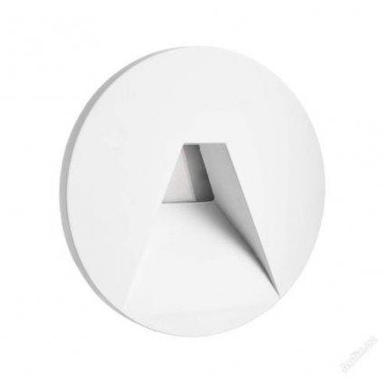 Kryt pro svítidla Alwaid IMPR 930503 75m kulatý bílý úhel