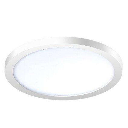 LED Stropní zápustné bodové svítidlo Azzardo Slim 15 Round 3000K IP44 white AZ2839 12W 1000lm 3000K IP44 14,5cm kulaté bílé