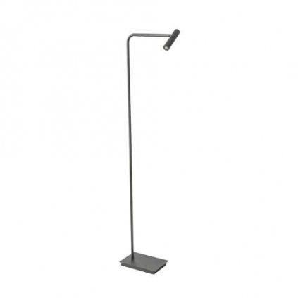 LED Stojací lampa Azzardo Fler black AZ3202 3W 255lm 3000K IP20 40,3cm černá