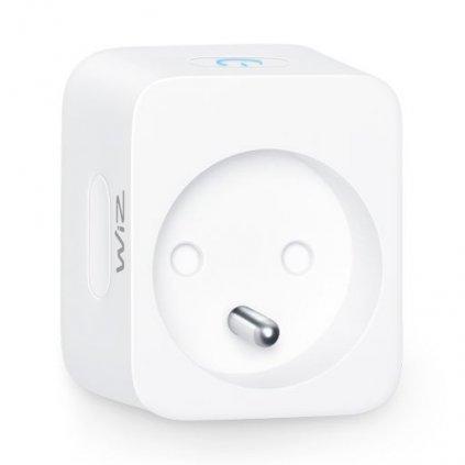 Chytrá zásuvka WiZ Smart Plug CZ/SK 8718699789343 max. 2300W 230V IP20