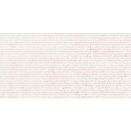 Dekor Rako Form Plus světle šedá 20x40 cm mat reliéf WARMB695 - výprodej