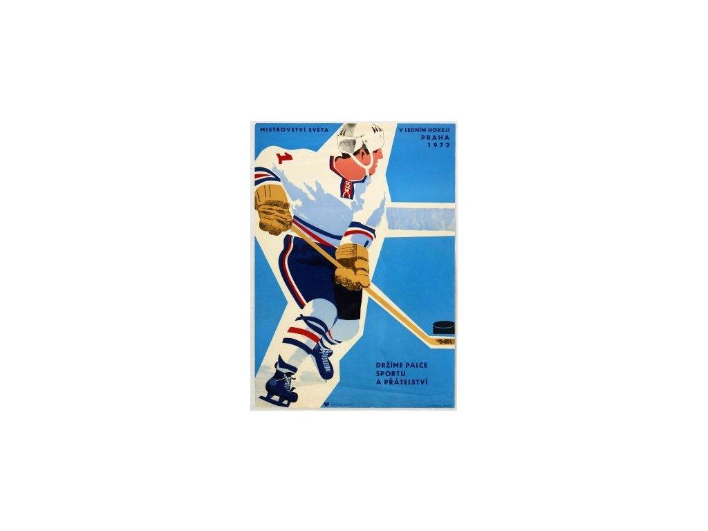 ms v ledním hokeji 1972
