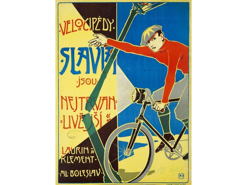 velocipedy slavia