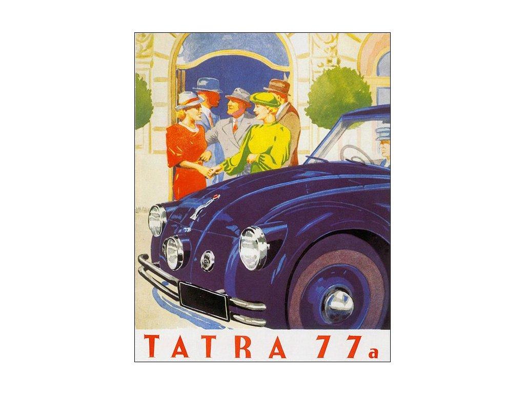 tatra 77 II