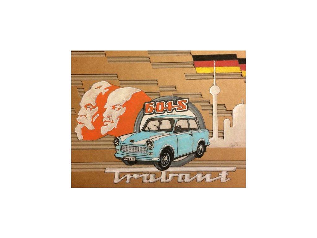 trabant 601 I