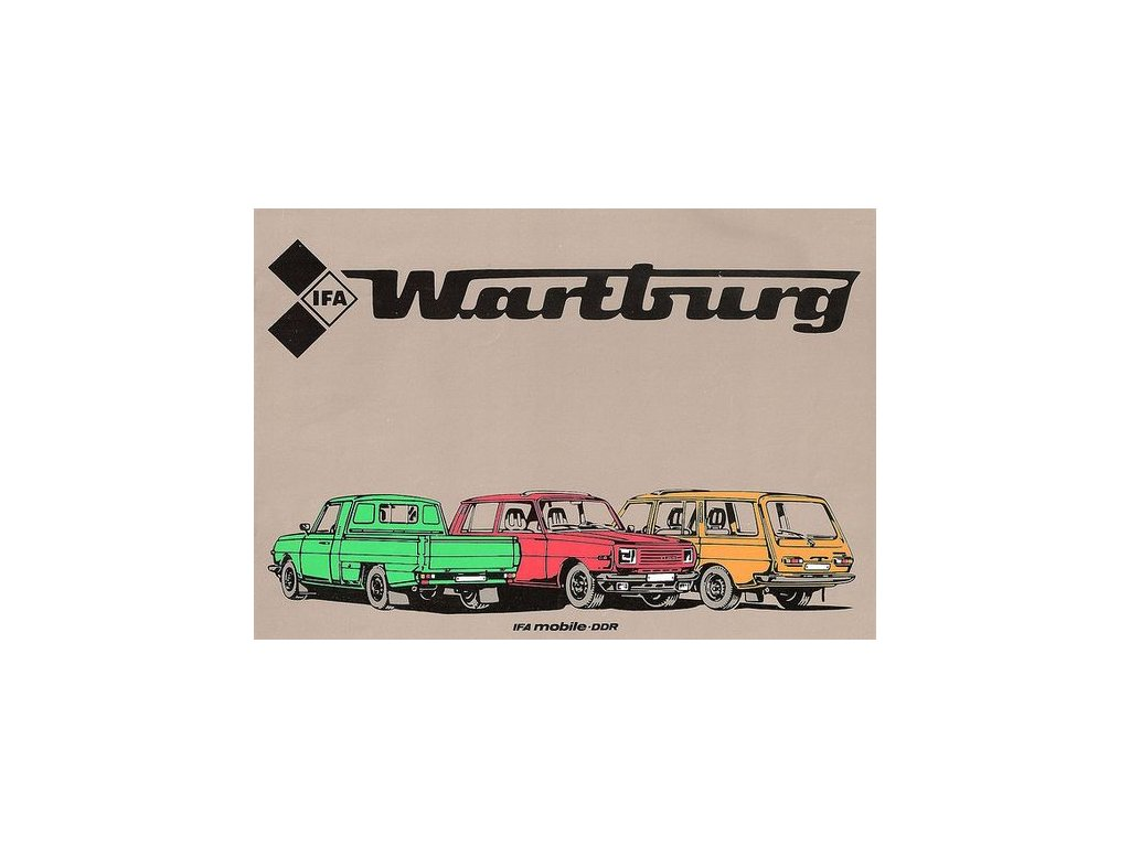 wartburg I