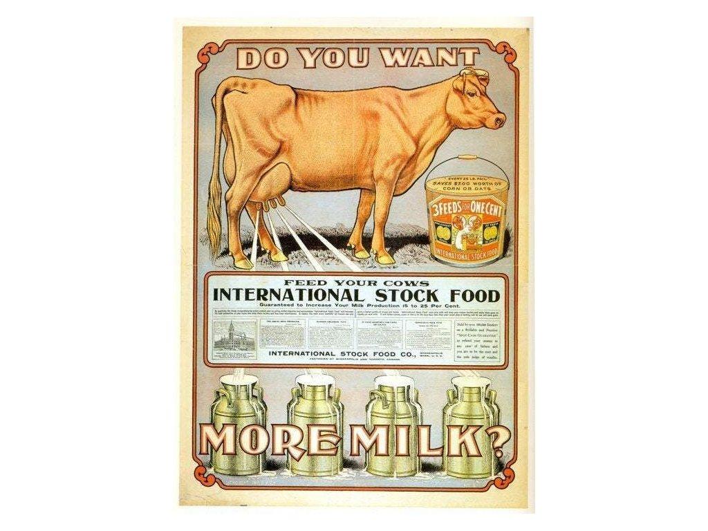more milk