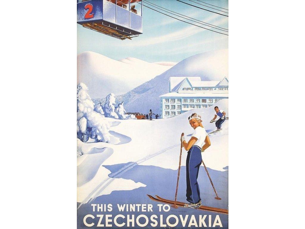 československá zima