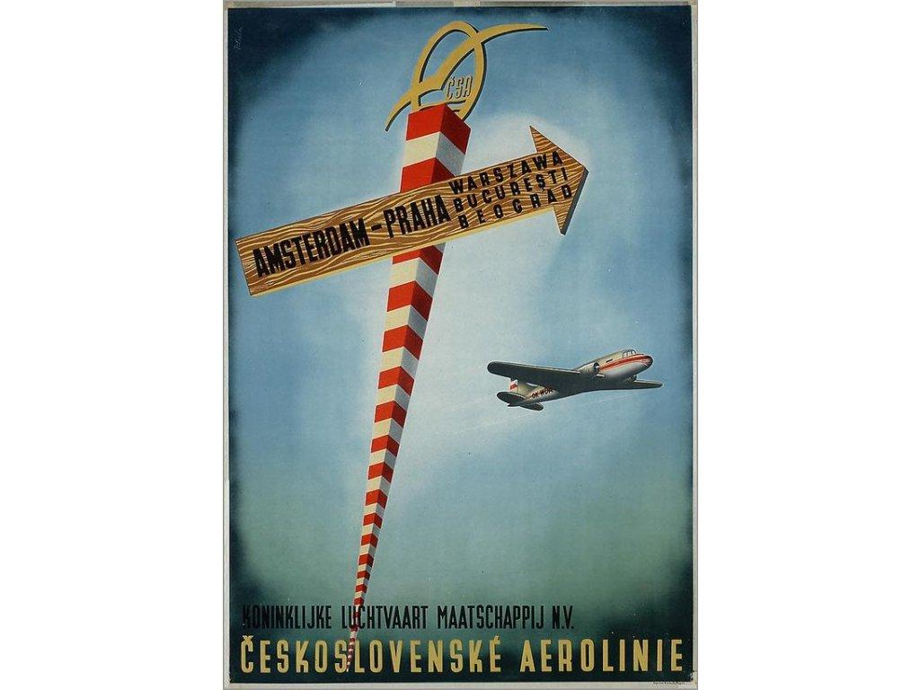 československé aerolinie II