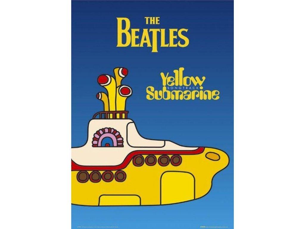 the beatles yellov submarine