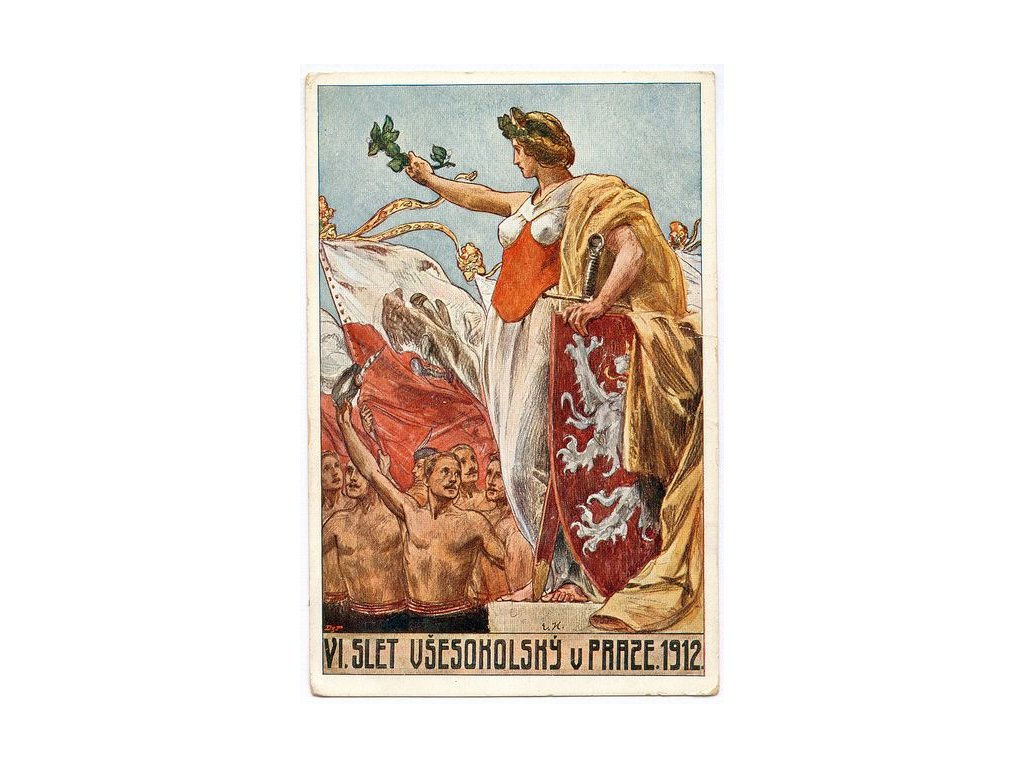 všesokolský slet 1912