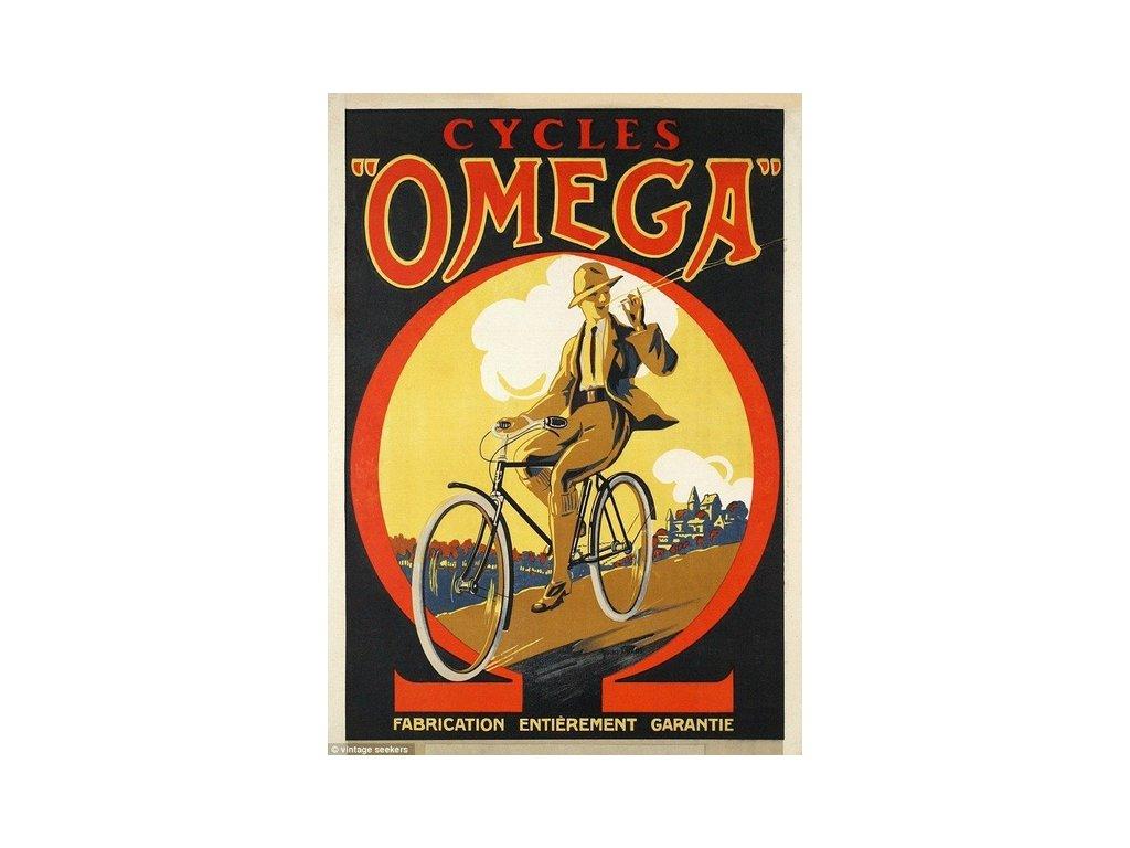 cycles omega