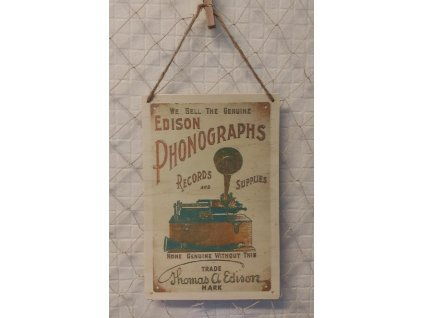 edison phonographs