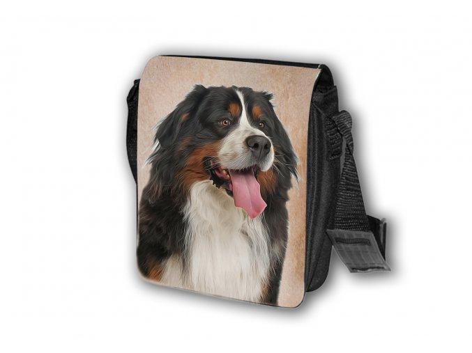 Taška Bernský salašnický pes T022