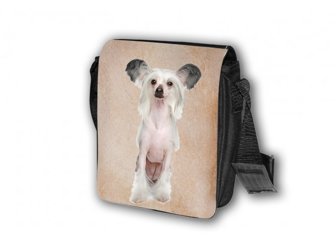 Taška Čínský chocholatý pes T039