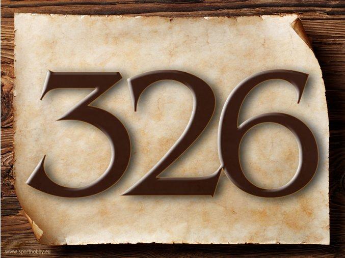 2028 Domovní číslo Bangkok